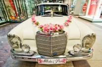 Auto ślubne Lubin