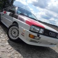 Audi Quattro na wynajem