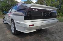 Wynajem auta – Audi Quattro
